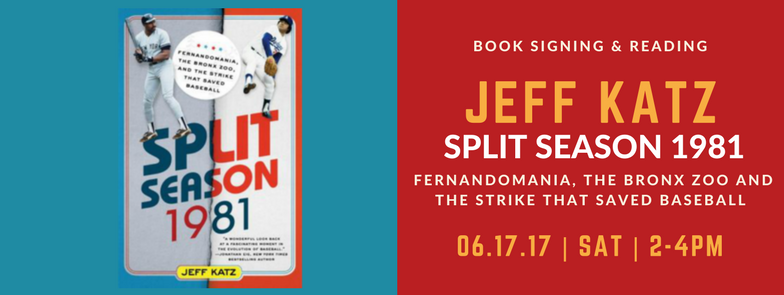 Jeff Katz: Split Season 1981