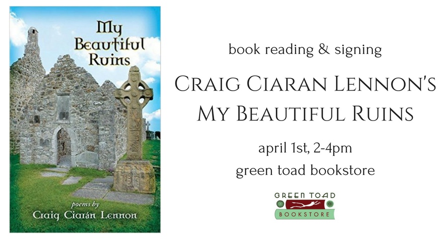 Craig Ciaran Lennon: My Beautiful Ruins