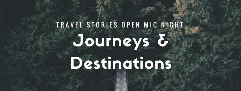 Travel Stories: Open Mic Night