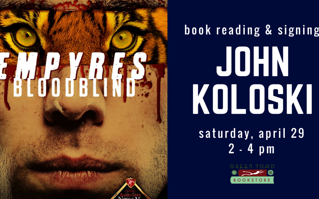 John Koloski – Empyres: Bloodblind