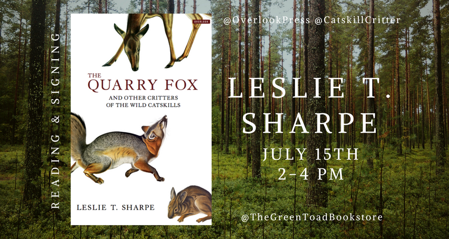 Leslie T. Sharpe: The Quarry Fox