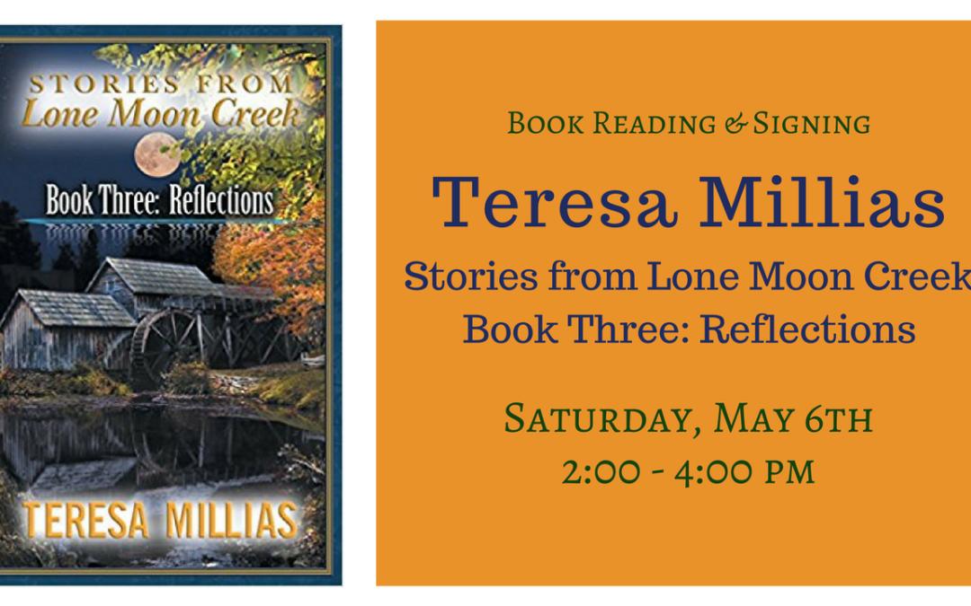 Teresa Millias: Stories from Lone Moon Creek