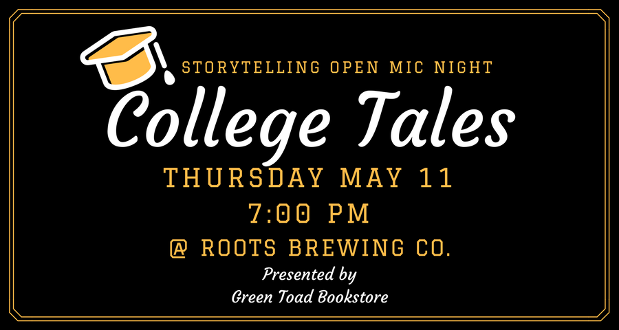 College Tales: Open Mic Night