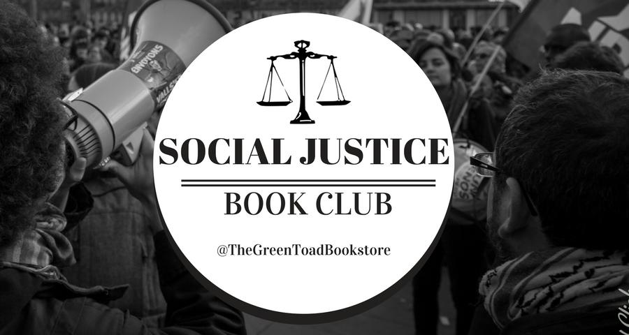Social Justice Book Club: No More Heroes