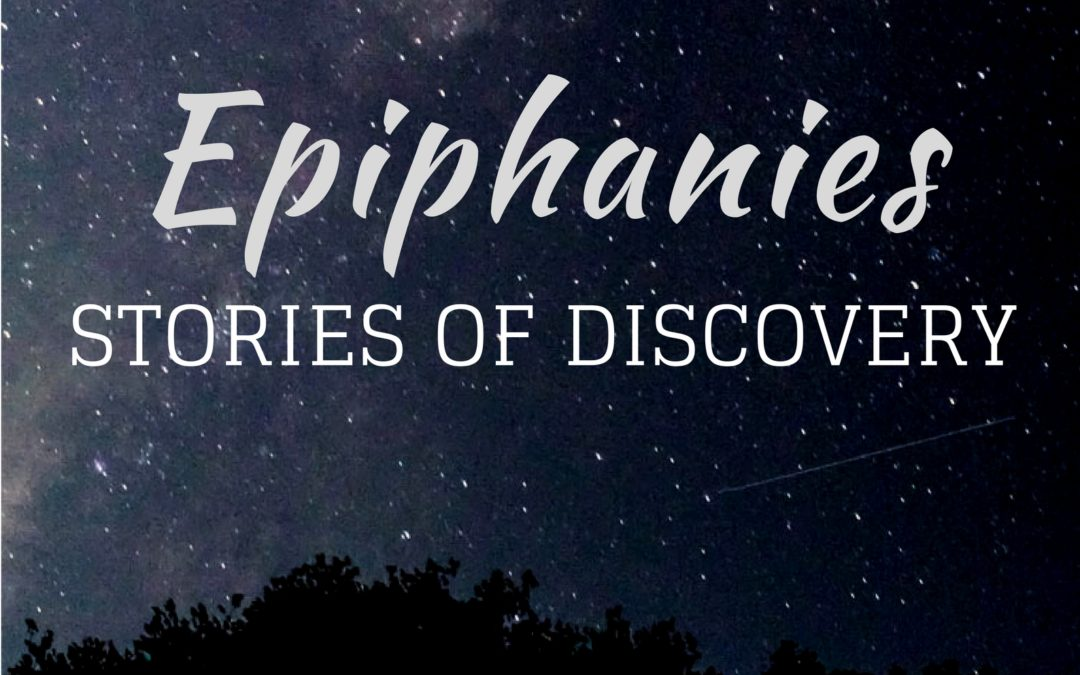 Epiphanies: Open Mic Stories of Discovery