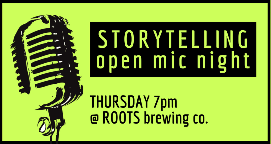 Storytelling Open Mic Night