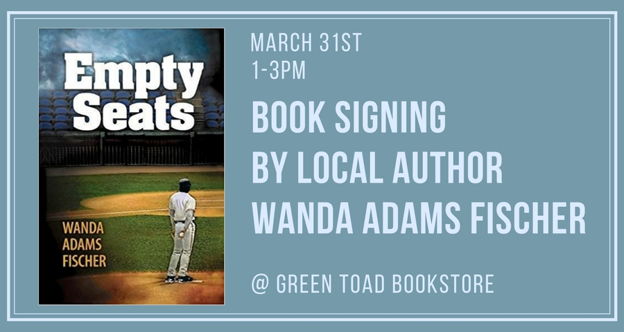 Empty Seats Book Signing